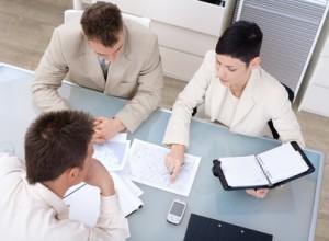 Gründliche Planung des Kredits